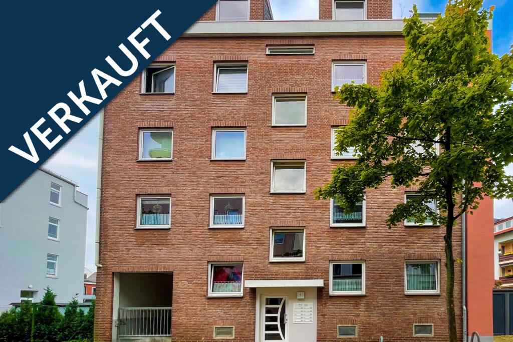 Dachgeschosswohnung - Bremerhaven - Geestemünde